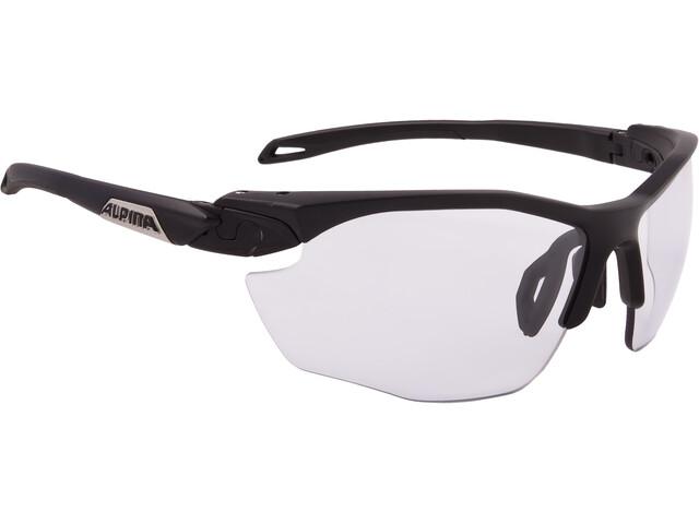 Alpina Twist Five HR VL+ Cykelglasögon svart